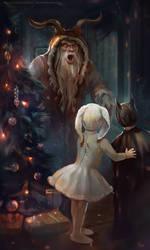 Happy New Year, kids! by FlerPainter