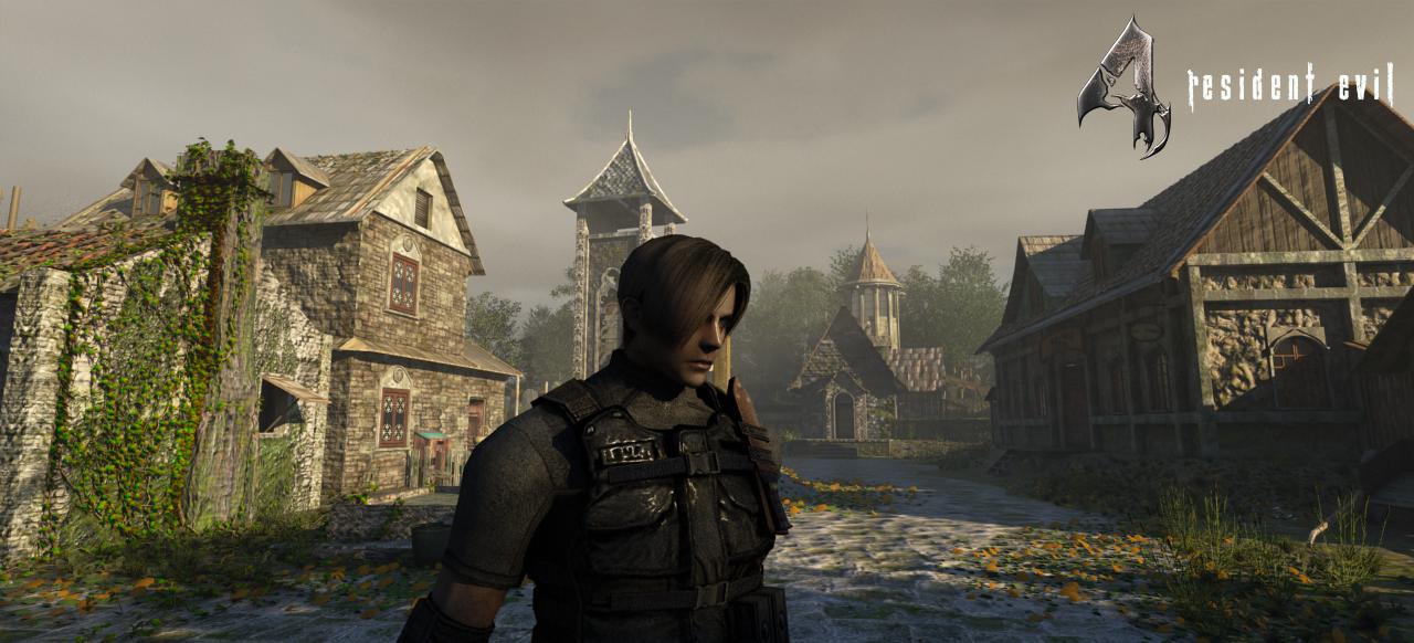 Resident Evil 4 remake |