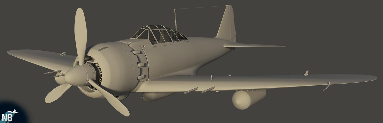 Naval Battle Mitsubishi A6M Zero 329172860