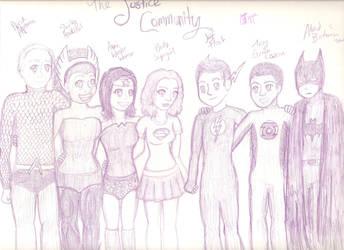 Justice Community by kikyou13
