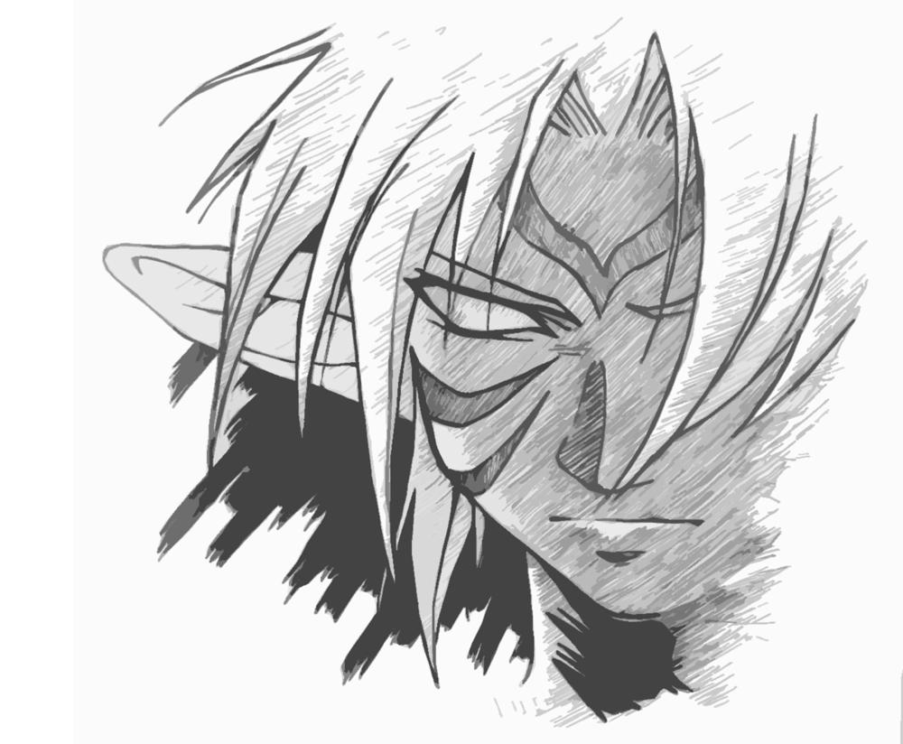 Fierce Deity Link Drawings Images & Pictures - Becuo