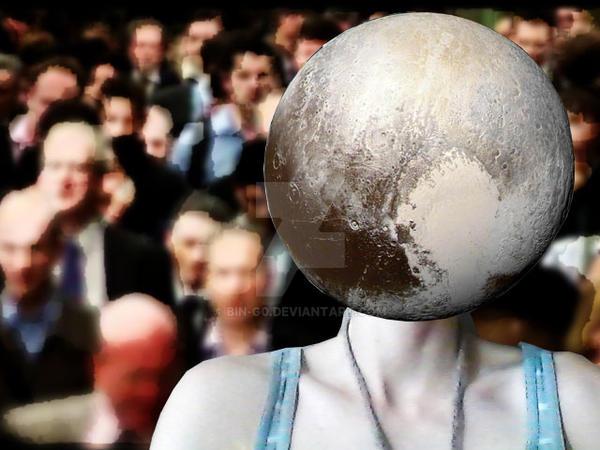 Pluto rules by bin-g0