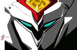 Blade - Tekkaman Blade Colored