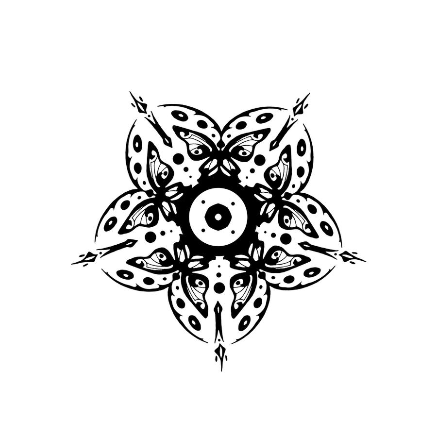 Mandala Flower 1 By Entophile On Deviantart