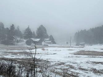 South Platte Snow by Entophile