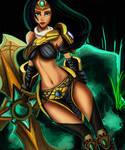 Sivir: League of Legends