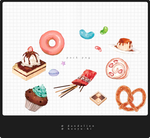 Pack Sweets 13 Png