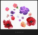 Pack Flowers1 13 Png