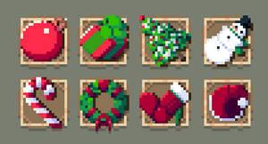 PD ornaments