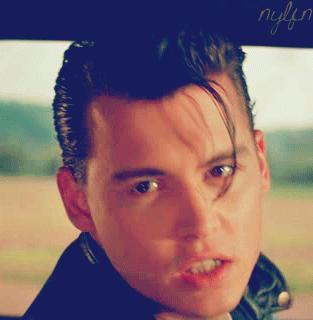 Cry Baby Johnny Depp Gif By Nylfn On Deviantart