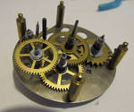 clock gears steampunk 34