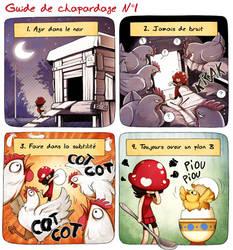 Guide de chapardage 01 by Sorente