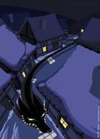 Le Ginka - Illustration 01 by Sorente