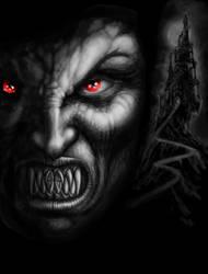 Shadow Vampire Version 1 by AndrewDobell