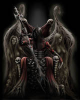 Infernal Lord by AndrewDobell