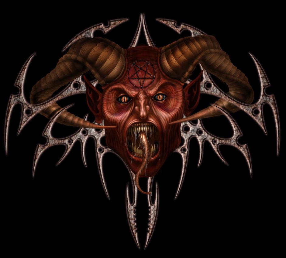 Demon Eyes by AndrewDobell