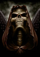 Black Angel by AndrewDobell
