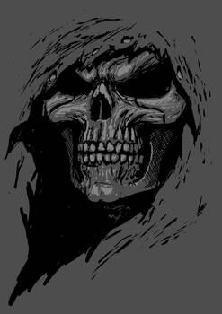 Line Art Reaper 1