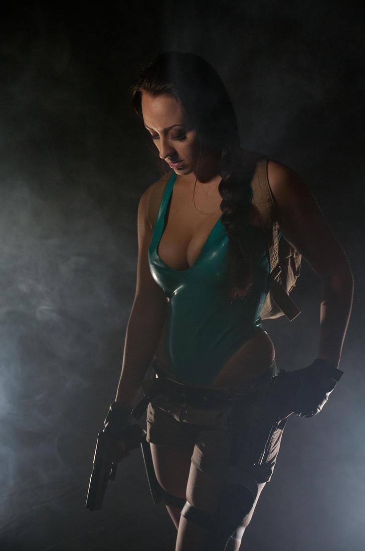 Lara 4 by AndrewDobell