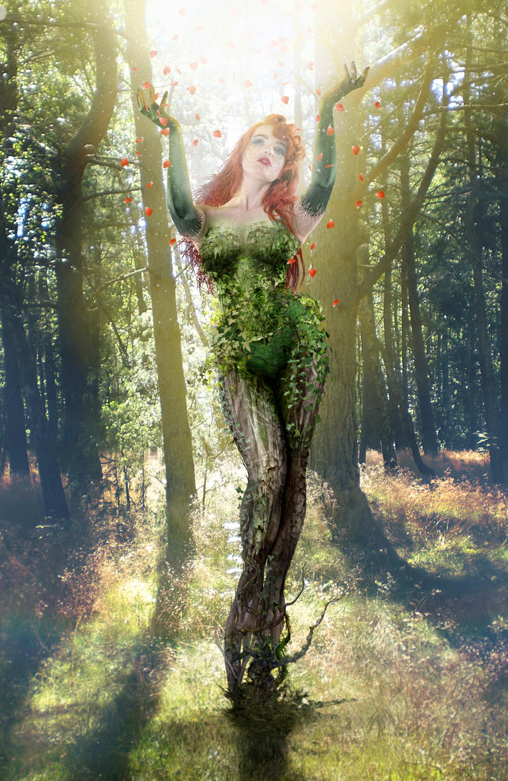 Ivy's Genesis by AndrewDobell