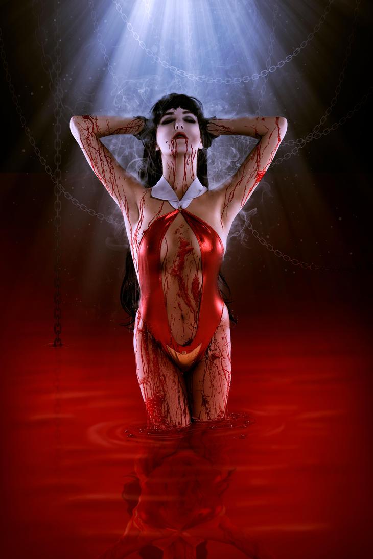 Blood Bath by AndrewDobell