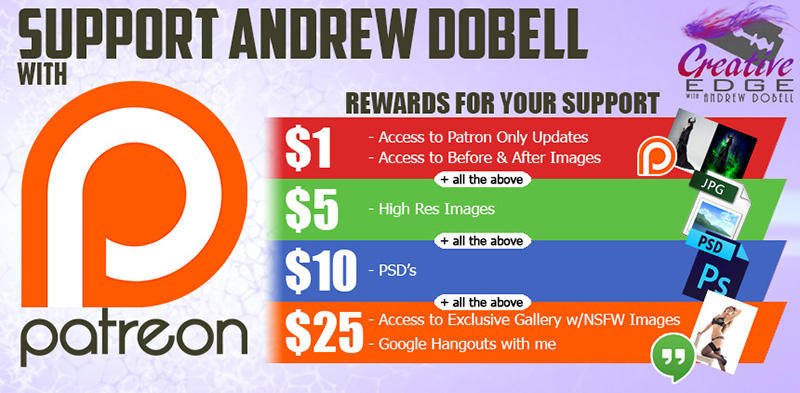 Patreon Rewards Graphic