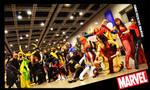 MARVEL COMIC FIESTA 2011 + Video