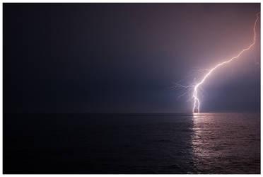 It Was a Dark and Stormy Night - by Derek Swidersk