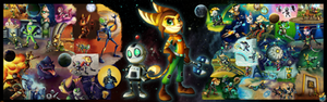 Ratchet and Clank - Saving the Universe