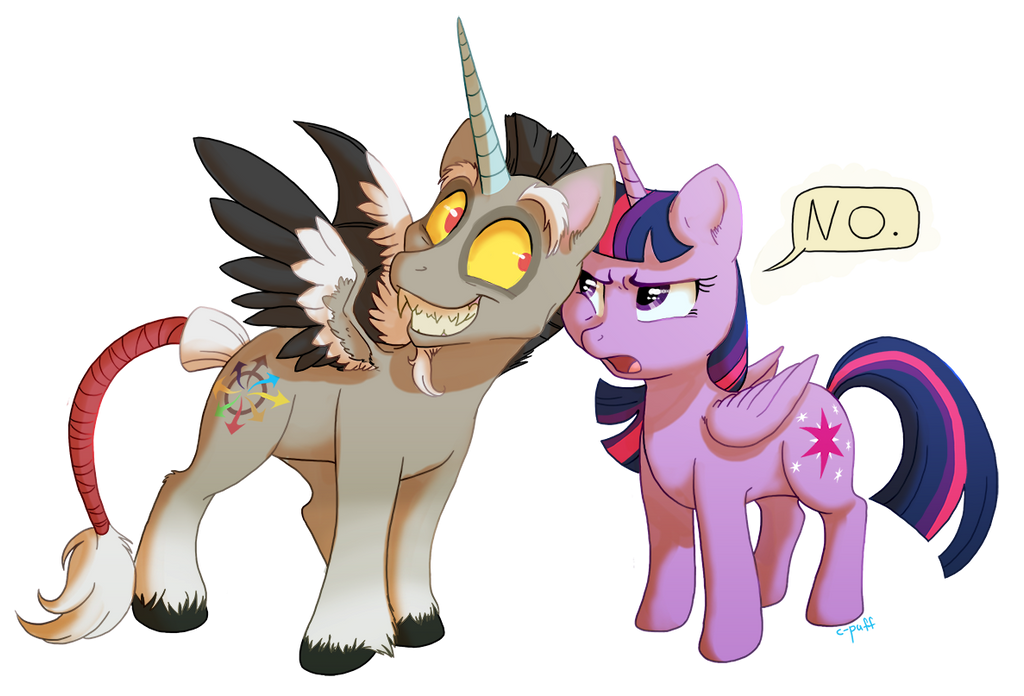 Alicorn technicalities by C-Puff