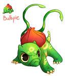 Pokemon Fusion: Bulbpie