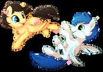 Commission Bonu: Dino + Nife