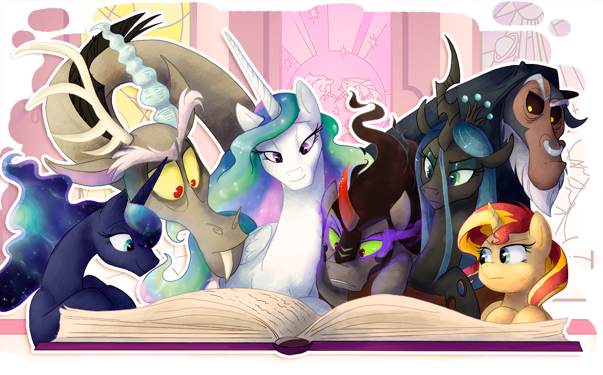 Collab: Story Gathering by C-Puff