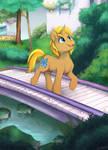 Commission: Solar Spark
