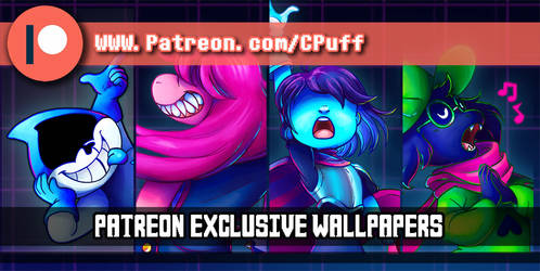 Patreon wallpaper preview May 2019