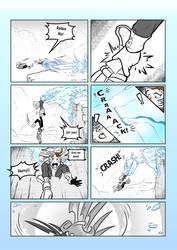 CM: Spectrobes comic page