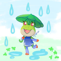 Animal Crossing Villagersona