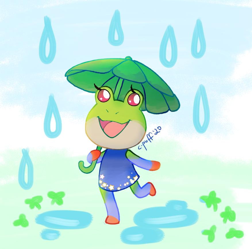 Animal Crossing Villagersona