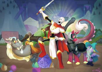 CM: Papyrus: Royal Guard!!!