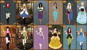 Steampunk disney