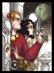 Flash Gordon by NicolasRGiacondino