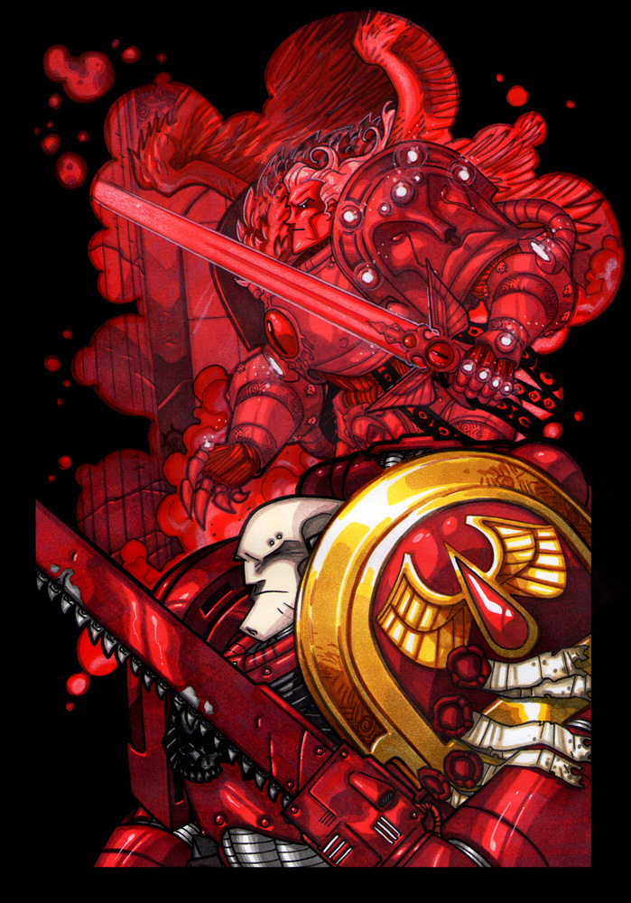 [W40K] Collection d'images : Space Marines 5f70ceecfb530ae67e26f309eb61c9b8