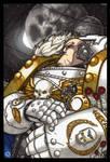 Chapter Master Gyrfalcon