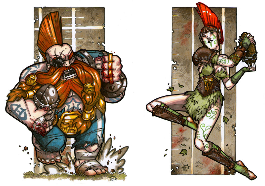 bloodbowl how to play dwarfs reddit