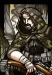 GHOSTMAKER - Sergeant Oan Mkoll