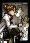 GHOSTMAKER - Surgeon Anna Curth