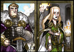 TYR and SIGYN