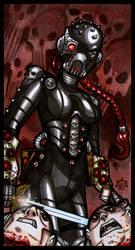 EMPEROR'S TAROT - The Assassin