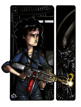 MiniCharacters - Ripley