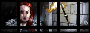 MiniCharacters - Sansa Stark by NicolasRGiacondino